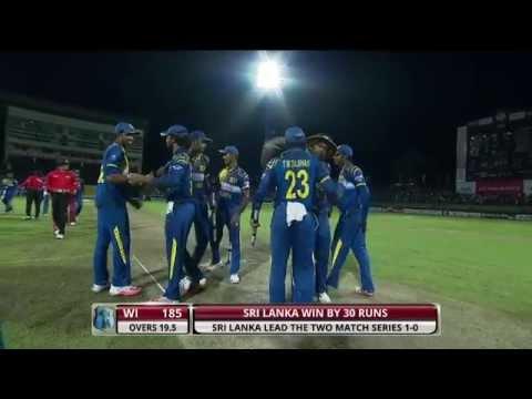 Highlights: 1st T20I at PICS, Kandy – Windies in Sri Lanka 2015