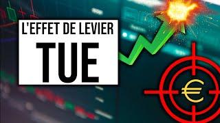 #1 L'effet de levier en Trading TUE : la psychologie