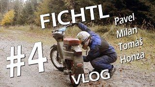 Fichtl VLOG #4 | Dokončení závoďáku, zákulisí natáčení /w Pavel, Tom, Milan | JAWA 50 | MüllerTV