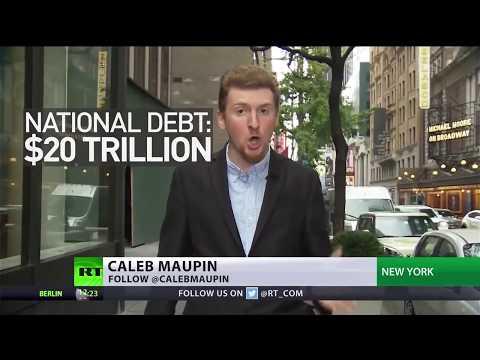 US debt surpasses historic $20 trillion