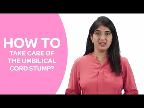 How To Care For Your Baby's Umbilical Cord Stump?