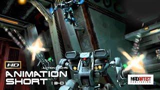 Sci-Fi VFX 3D Animated Short Film