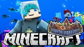 BUILDING OUR AQUARIUM! - Minecraft Fairytale Fallout SMP - Ep.2