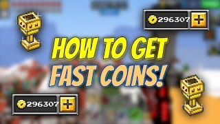 Pixel Gun 3D - How To Get Fast Coins! No Hacks! [After 9.1.0]