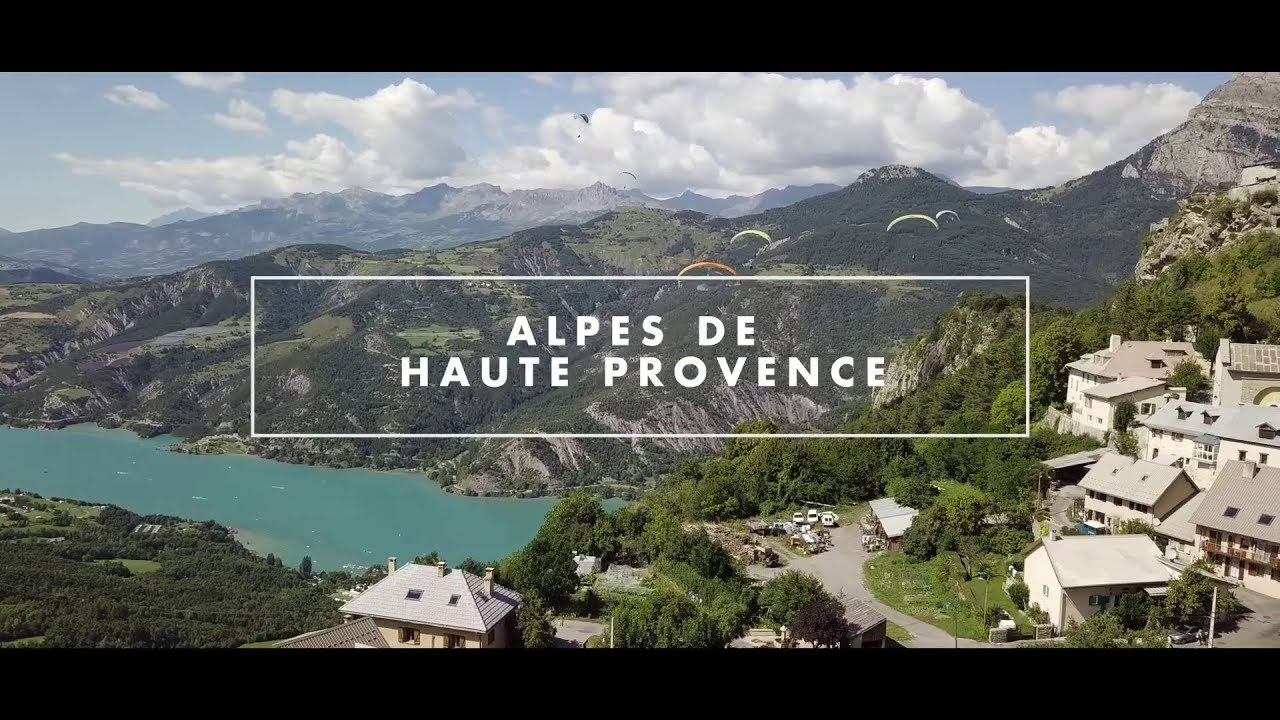 Les Alpes de Haute Provence s'envolent avec Air France