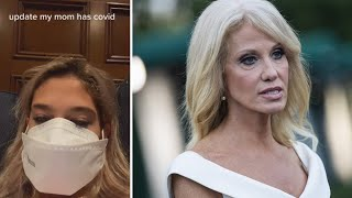 Claudia Conway Shares Argument With Mom Kellyanne on TikTok