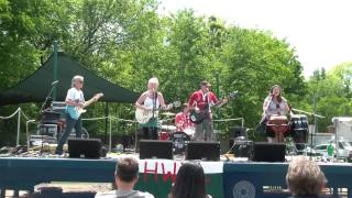 Hwyl at Carrboro Day May 3rd 2015  The Garden