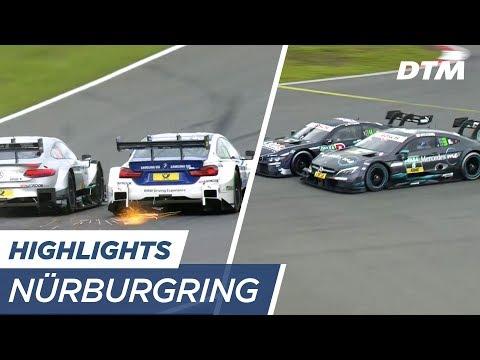 Highlights Race 2 - DTM Nürburgring 2017
