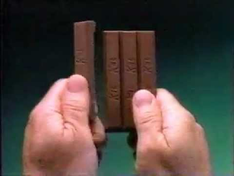 kit kat commercial give