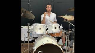 NDG Music School - JMP Drumming Tutorial - These Days (Foo Fighters)