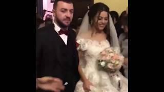Красивая армянская пара / Армянская свадьба в Ереване 2018
