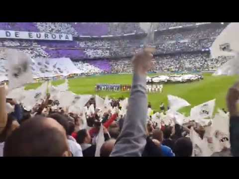 Real Madrid VS FC Bayern ATMOSPHERE CHMAPIONS LEAGUE