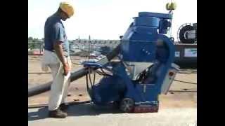 Дробеструйная машина Blastrac 600S(Применяется для горизонтальной очистки стали., 2013-08-23T03:33:31.000Z)