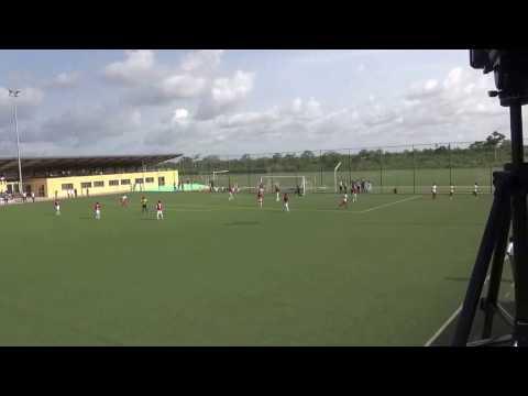 WAFA 2-1 Liberty Professionals Highlights - 2016/17 Ghana Premier League