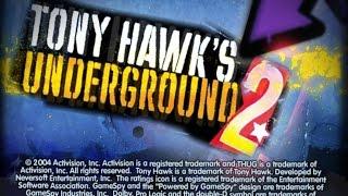 "Tony Hawk`s Underground 2 (Pc) Sick ""TRAINING"" By SLANE!!!"