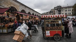 Turkish government wrestles with food inflation