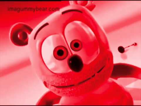 COLORFUL Gummy Bear Song