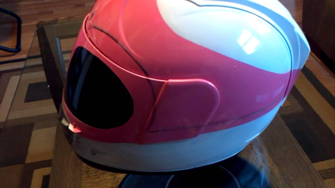 Custom Power Rangers Helmet Cinemas 93