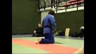 Jiu-Jitsu demonstration