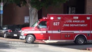 LAFD Ambulances - Collection