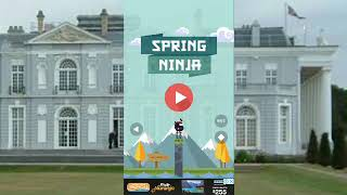El ninja mas estupido del mundo [ Spring Ninja]