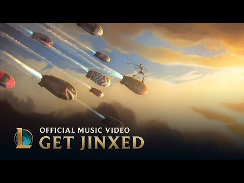 Get Jinxed  Jinx   - League of Legends