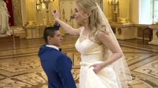 Свадебный танец в Царицыно