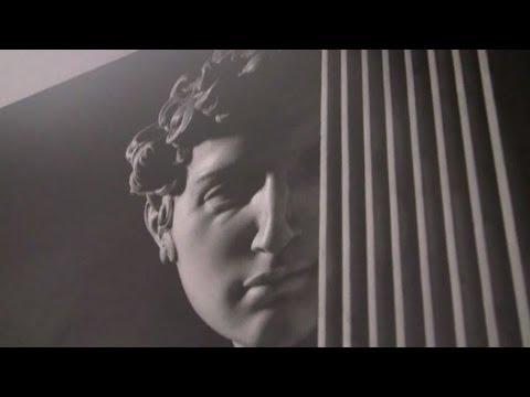 Firenze Celebra Michelangelo Con Foto Dautore In Bianco E Nero