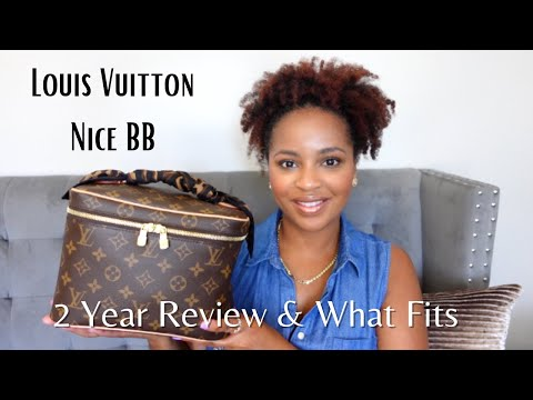 Louis Vuitton Nice BB Review & What's In My Bag