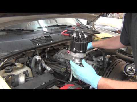 Distributor replacement on 1994 Jeep Grand Cherokee 318 v8 5.2L