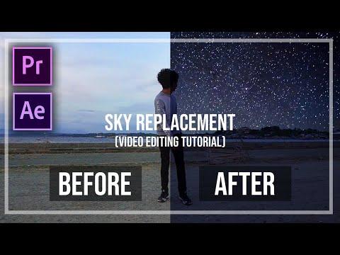 SKY REPLACEMENT - Editing Tutorial thumbnail