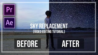 SKY REPLACEMENT - Editing Tutorial