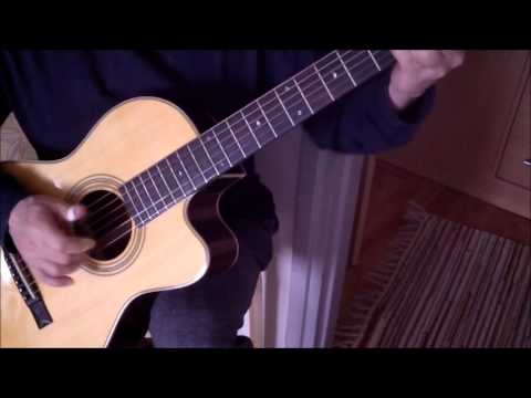 Maple Leaf Rag, ragtime guitar (arr. Lasse Johansson)