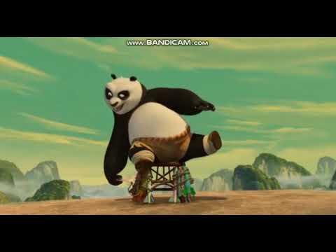 Kung-Fu Panda Extrait Je suis fou de Kung-Fu VF