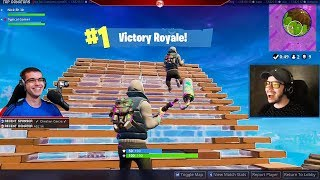Nick Eh 30 + Typical Gamer DUOS on Fortnite Battle Royale!