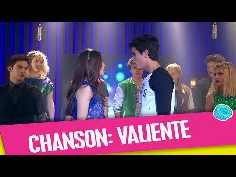 Soy Luna | Chanson : Valiente | Disney Channel BE