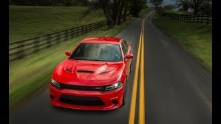 World's Greatest Dodge Charger SRT Hellcat Review 2017 Booming Tech HD