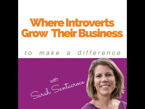 IBG 37 – Laura Payne-Stanley – Making the World Work for You as a Curious Introvert
