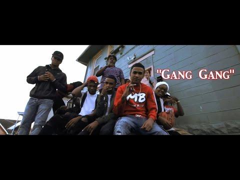 "Dinero Bucks - ""Gang Gang"" (Official Video) Shot by @AHP"