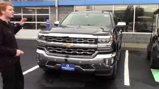 2017 Chevrolet Silverado High Desert Edition For Shanon From Scott