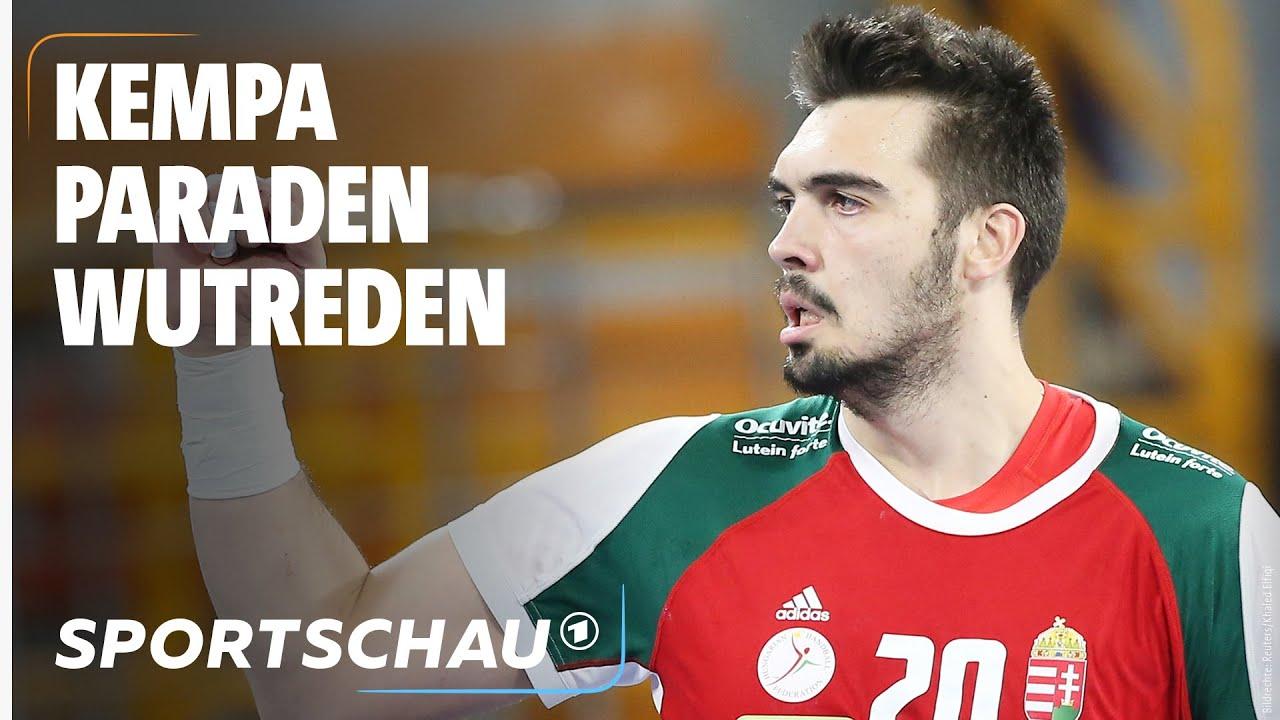 Download Ungarn gegen Brasilien - die Highlights | Handball-WM | Sportschau