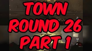 black ops 2 zombies on town triple commentary round 26 part 1