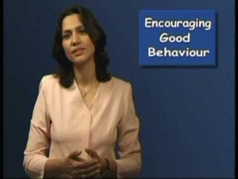 Encouraging good behaviour - Management Training Video