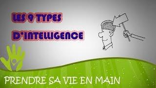 Les 9 types d'intelligence | développement personnel