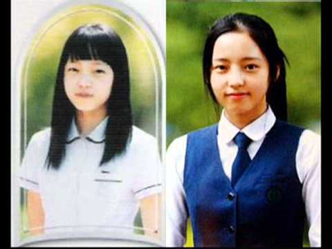 The truth about Goo Hara s Plastic Surgery   Proof that she didn t   Goo Hara Plastic Surgery