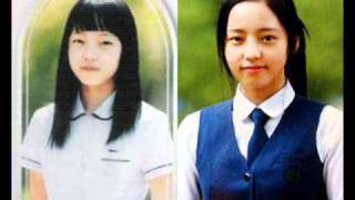 The truth about Goo Hara's Plastic Surgery...Proof that she didn't!!!