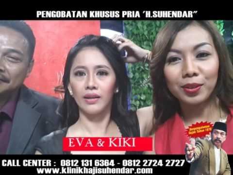 H SUHENDAR di SERGAP KIKI +++ EVA