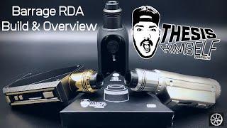 Official Barrage RDA Build Video