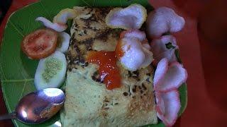 Jakarta Street Food 767 Murtabak Fried Rice Shrimp By Reagan Hut  Nasi Goreng Jablay BR TiVi 5339