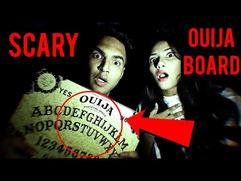 Playing HAUNTED Ouija Board At 3 Am (SPIRIT CONTACTED)